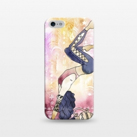 iPhone 5/5E/5s  Wild & Free by DejaDrewit
