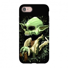 iPhone 8/7  Yoda Jedi Master Skull by BluedarkArt