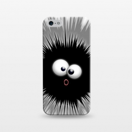 iPhone 5/5E/5s  Funny Dazzled Ink Splat Cartoon  by BluedarkArt