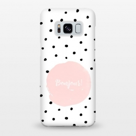 Galaxy S8+  Bonjour - on polka dots  by Utart