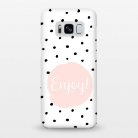Galaxy S8+  Enjoy on polka dots by Utart