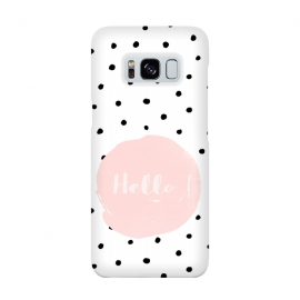 Hello on polka dots  by Utart