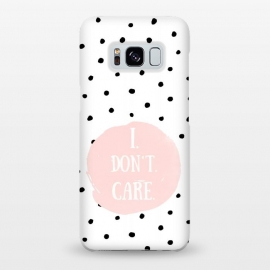 Galaxy S8+  I dont care on polka dots by Utart