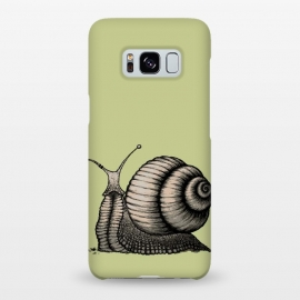 Galaxy S8+  SNAIL by Mangulica