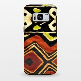 Galaxy S8+  Africa Design Fabric Texture by BluedarkArt