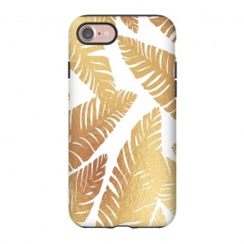 iPhone 8/7  Glam Leaves by ''CVogiatzi.