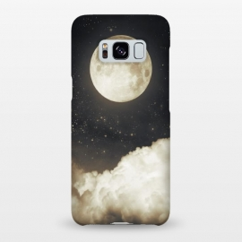 Galaxy S8+  Touch of the moon I by ''CVogiatzi.