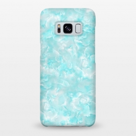 Galaxy S8+  Aqua White Mother of pearl by Utart