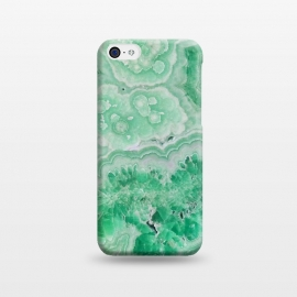 iPhone 5C  Mint Green Agate by Utart