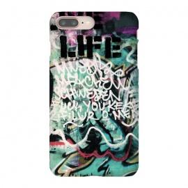 iPhone 8/7 plus  Graffiti Art Writing by