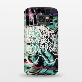 Galaxy S7  Graffiti Art Writing by Andrea Haase