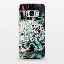 Galaxy S8 plus  Graffiti Art Writing by