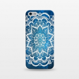 iPhone 5/5E/5s  Mandala into Galactic stars by ''CVogiatzi.
