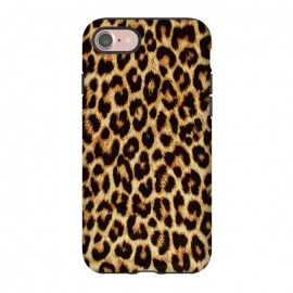 iPhone 8/7  ReAL LeOparD by ''CVogiatzi.