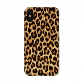 iPhone X  ReAL LeOparD by ''CVogiatzi.