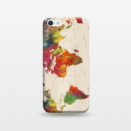iPhone 5C  ALLOVER THE WORLD by ''CVogiatzi.