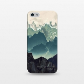 iPhone 5/5E/5s  Shades of Mountain by ''CVogiatzi.