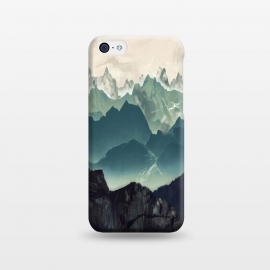 iPhone 5C  Shades of Mountain by ''CVogiatzi.