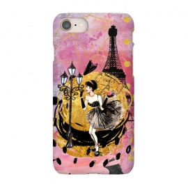iPhone 8/7  Girly Trend- Fashion Week in Paris by Utart