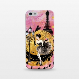 iPhone 5/5E/5s  Girly Trend- Fashion Week in Paris by Utart