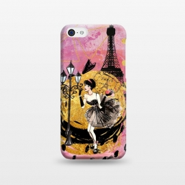 iPhone 5C  Girly Trend- Fashion Week in Paris by Utart