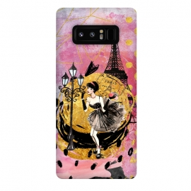 Galaxy Note 8  Girly Trend- Fashion Week in Paris by Utart