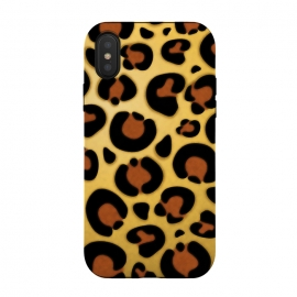 iPhone Xs / X  Jaguar Leopard Fur Texture by BluedarkArt (jaguar, leopard, fashion, fur, cats, bigcats, cat lovers, luxury, wild animal, jaguar fur, texture, background, pattern, hunter, panthera onca, feline, american animal, american feline, amazonas, predator, fierce, powerful, strength, carnivorous mammas, black spots, panther, jungle animal, fauna, na)