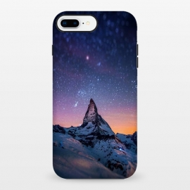 iPhone 8/7 plus  Mountain Reach the Galaxy by ''CVogiatzi.