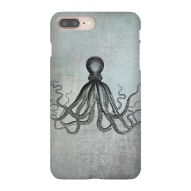 Octopus Vintage Art by Andrea Haase