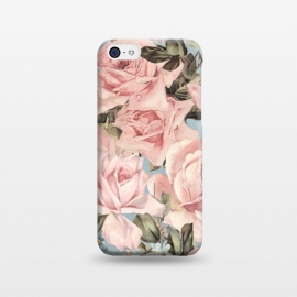 iPhone 5C  Lovely Spring Flowers and Roses by Utart