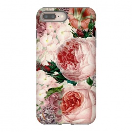 Roses and Hydrangea Pattern by Utart