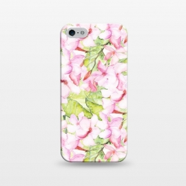 iPhone 5/5E/5s  Pink Oleander by Utart