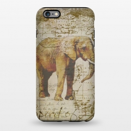 iPhone 6/6s plus  African Elephant by Andrea Haase