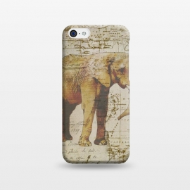 iPhone 5C  African Elephant by Andrea Haase