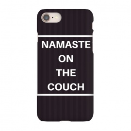 iPhone 8/7  namaste on the couch by MALLIKA