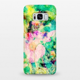 Galaxy S8+  Alcohol inks 1 by Haris Kavalla