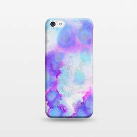 iPhone 5C  Alcohol ink 3 by Haris Kavalla