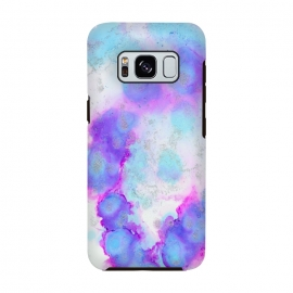 Galaxy S8  Alcohol ink 3 by Haris Kavalla