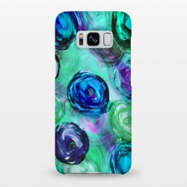 Galaxy S8+  Alcohol ink 6 by Haris Kavalla