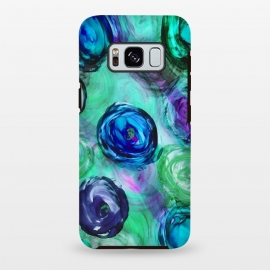 Galaxy S8 plus  Alcohol ink 6 by
