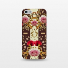 iPhone 5/5E/5s  Faded Lush by Zala Farah