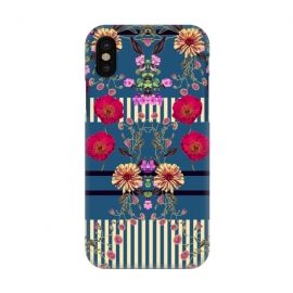 iPhone X  Flower Power 01 by Zala Farah