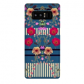 Galaxy Note 8  Flower Power 01 by Zala Farah