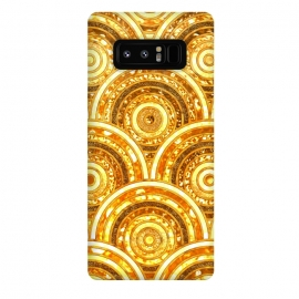 Galaxy Note 8  aztec gold by Utart