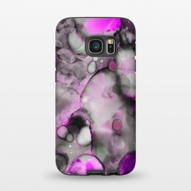 Galaxy S7  Alcohol ink 10 by Haris Kavalla