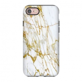 iPhone 8/7  white gold marble by Haris Kavalla