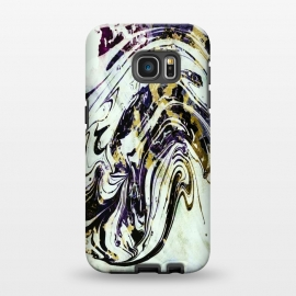 Galaxy S7 EDGE  artistic marble by Haris Kavalla