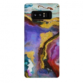 Galaxy Note 8  chic marble by Haris Kavalla