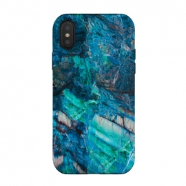 iPhone X  sea marble by Haris Kavalla