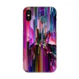 iPhone X  Glitsy rain ii by